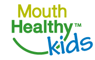 Mouth healthy kids logo